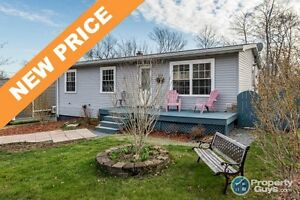 NEW PRICE! Upgraded 3 bed home with fenced yard