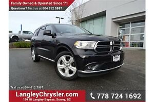 2014 Dodge Durango SXT LOCALLY DRIVEN & ACCIDENT FREE