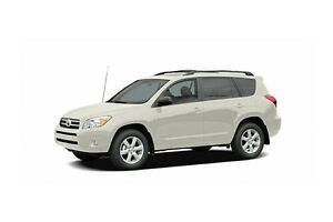 2007 Toyota RAV4 Limited V6 CERTIFIED ACCIDENT FREE