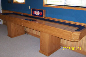 SHUFFLEBOARDS   NEW  &  USED POOL TABLES & MUCH  MORE Belleville Belleville Area image 3
