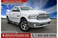 2013 RAM 1500 Laramie w/- Air Suspension and Heated Rear Seats