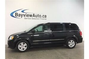 2015 Dodge GRAND CARAVAN CREW- ALLOYS! CRUISE! 3 ZONE CLIMATE!