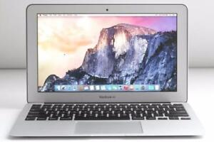 """Macbook Air 13"""" intel Core i5, 4GB RAM 128GB SSD With Warranty. OpenBox Macleod Sale! (FINANCING AVAILABLE 0% Interest)"""