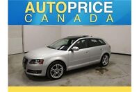 2011 Audi A3 2.0T Premium PANOROOF LEATHER 