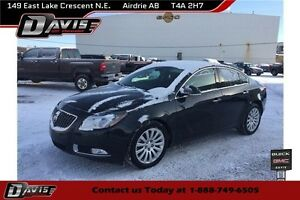 2012 Buick Regal Turbo TURBO, SUNROOF, NAVIGATION, LEATHER, B...