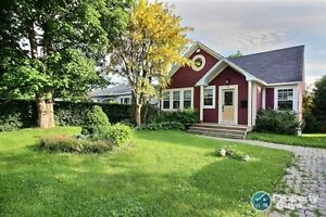 Many renos, large lot, 3 bed home