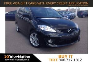 2010 Mazda 5 GT LOW KILOMETERS, 6 Passenger Seating!