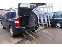Wheelchair Accessible Kia Sedona 2.9CRDi auto