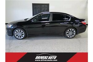 2013 Honda Accord Sport - DUAL EXHAUST, SPORT PACKAGE, ACCIDENT