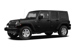 2007 Jeep Wrangler Unlimited Sahara Unlimited Sahara Automatic