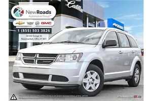 2011 Dodge Journey Canada Value Package CANADA VALUE PACKAGE