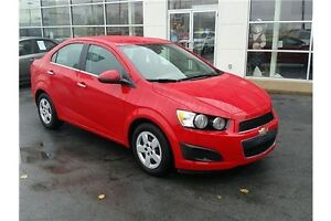 2012 Chevrolet Sonic LT Low Kms