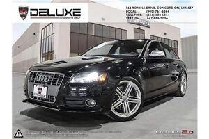 2010 Audi S4 3.0 Premium AUDI S4 $2000 DOWN $249.61 BI WEEKLY