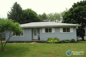 A Sweet 4 bedroom bungalow located in family neighborhood