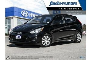 2014 Hyundai Accent GL HATCHBACK AUTOMATIC