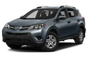 2014 Toyota RAV4 XLE WELL EQUIPPED AND CAPABLE