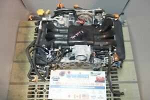 JDM Subaru Legacy Outback EZ30 3.0L H6 Tribeca Engine 2003-2009