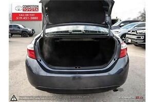 2014 Toyota Corolla S One Owner, No Accidents, Toyota Serviced London Ontario image 11