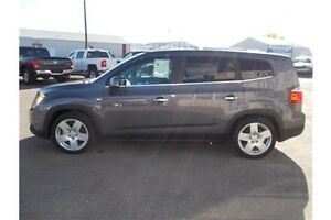 2012 Chevrolet Orlando LTZ LTZ*Leather*LOW KM*7 Passanger Regina Regina Area image 4