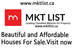 MKTlist || Houses For Sale In Mississauga great location