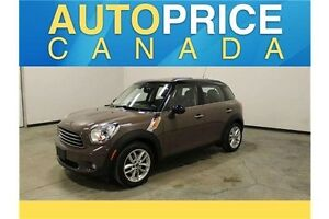 2012 Mini Cooper Countryman AUTO|PANORAMIC ROOF|LEATHER