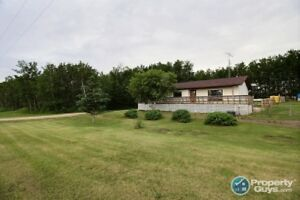 3 bed/2 bath on 15 acres in East Glaslyn