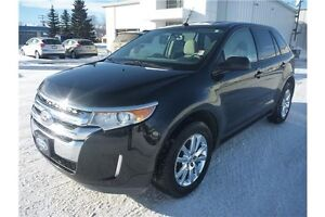 2013 Ford Edge SEL ECOBOOST!! HEATED SEATS!!