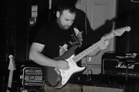 Blues Guitarist available