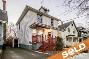 Fantastic character home with income space