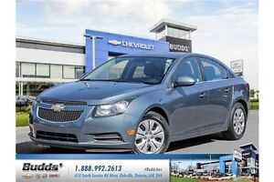 2012 Chevrolet Cruze LT Turbo Safety & E-Tested