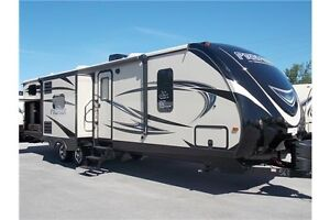 2017 Keystone PREMIER 34BHPR TRAVEL TRAILER BULLET