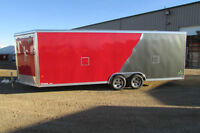 ALL ALUMINUM NEO 8.5 x 22' TRAILER INSULATED