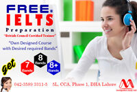 Get IELTS preparation in best institute in Lahore