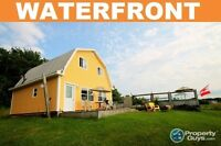 Waterfront on Pomquet Harbour and a Pool!