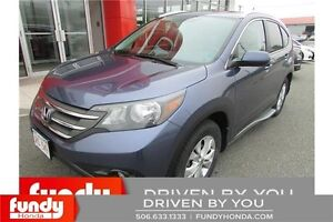 2014 Honda CR-V EX-L LEATHER - SUNROOF - CLIMATE CONTROL!