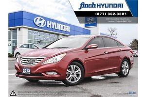 2013 Hyundai Sonata Limited W/NAVIGATION