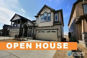 OPEN HOUSE! Over $30,000 in upgrades in this executive home