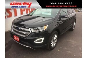 2016 Ford Edge SEL ALL WHEEL DRIVE, NAVIGATION, LEATHER SEATS