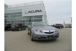 2012 Acura TL Base Bluetooth - Low Kilometers - Sunroof