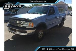 1997 Ford F-250 XLT Select Trim