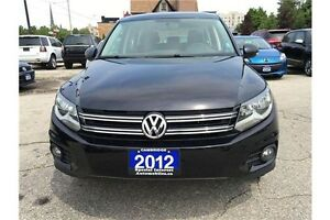 2012 Volkswagen Tiguan 2.0 TSI Trendline 2.0 TSI !!! CAR-PROO... Kitchener / Waterloo Kitchener Area image 9