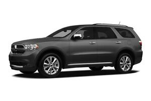 2012 Dodge Durango SXT SXT LOADED  PACKAGE