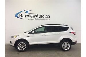 2017 Ford ESCAPE SE- 4WD! ECOBOOST! ALLOYS! SYNC! HEATED SEATS!