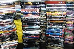 Selling Used DVDs