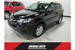 2013 Toyota RAV4 AWD, BACKUP CAM, BLUETOOTH