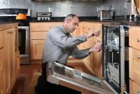 Installation et réparation appareils électroménagers (Laval)