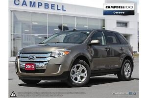 2013 Ford Edge SEL LEATHER-POWER ROOF-NAVIGATION