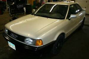 1990-1991 AUDI COUPE QUATTRO PARTS!!!! ALL PARTS AVAILABLE!!!