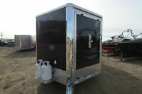 NEO Aluminum  Combination Trailer - Heated Trailer Clearance