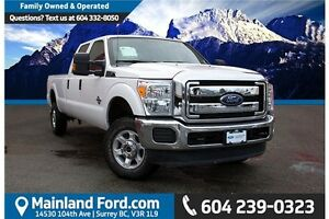 2016 Ford F-350 XLT NO ACCIDENTS,  LOCAL, LOW KM'S